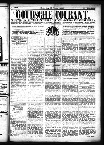 Goudsche Courant 1926-01-30