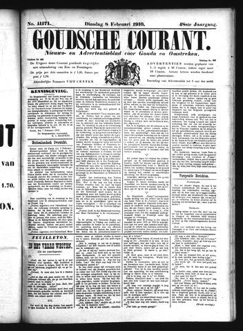 Goudsche Courant 1910-02-08