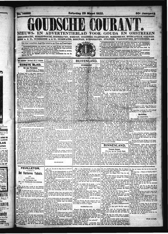 Goudsche Courant 1922-03-25