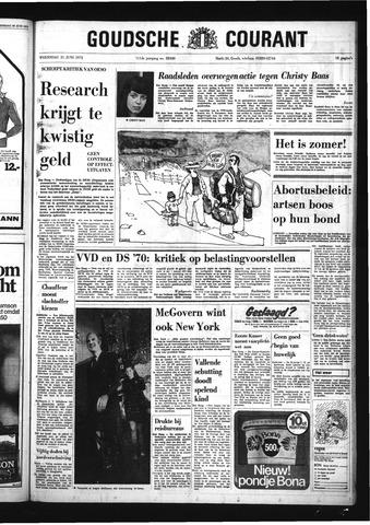 Goudsche Courant 1972-06-21