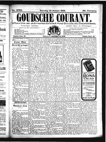Goudsche Courant 1912-01-13