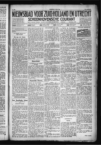 Schoonhovensche Courant 1930-07-16