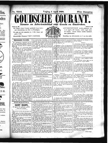 Goudsche Courant 1898-04-01