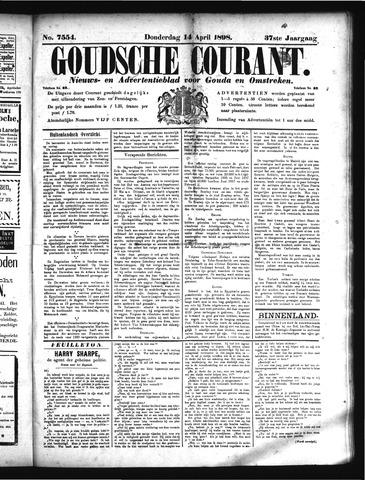 Goudsche Courant 1898-04-14