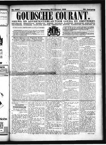 Goudsche Courant 1928-02-22