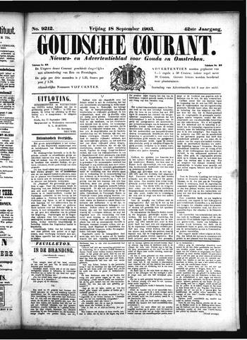 Goudsche Courant 1903-09-18