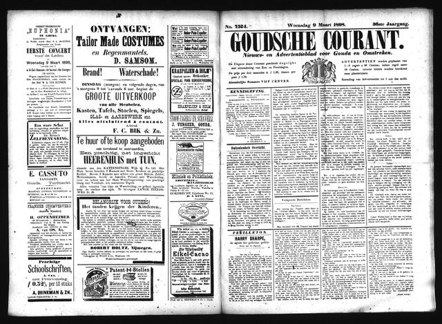 Goudsche Courant 1898-03-09