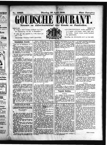 Goudsche Courant 1909-04-20