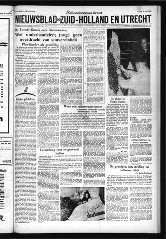 Schoonhovensche Courant 1962-05-25