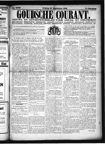 Goudsche Courant 1932-09-23