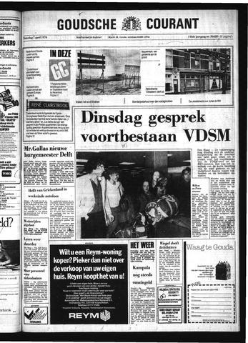 Goudsche Courant 1979-04-07