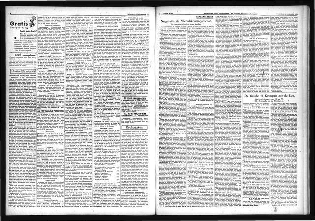 Schoonhovensche Courant 1938-12-14