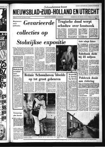 Schoonhovensche Courant 1975-09-15