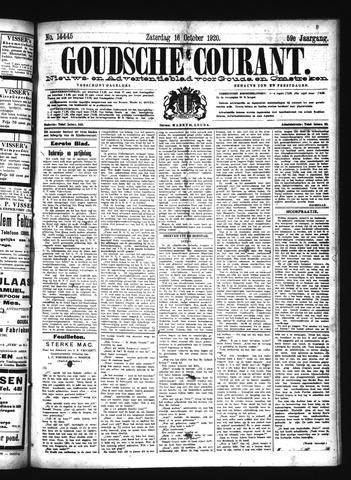 Goudsche Courant 1920-10-16