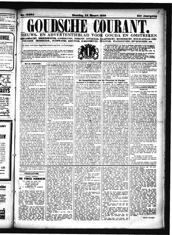 Goudsche Courant 1925-03-24