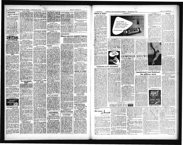 Schoonhovensche Courant 1952-11-21
