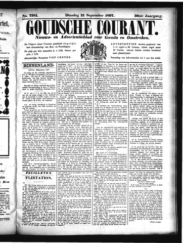 Goudsche Courant 1897-09-21
