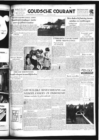 Goudsche Courant 1954-11-27