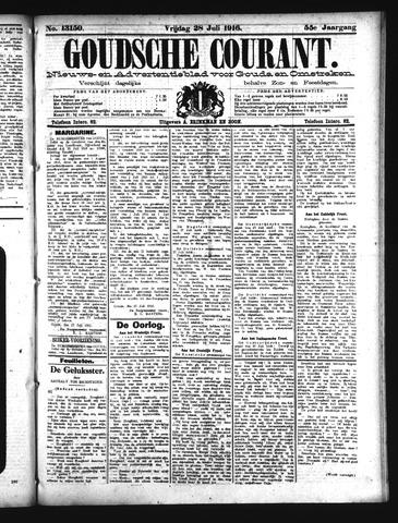 Goudsche Courant 1916-07-28