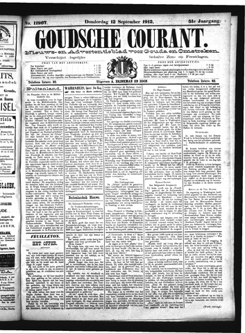 Goudsche Courant 1912-09-12