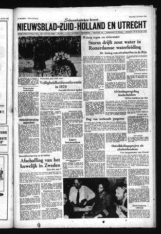 Schoonhovensche Courant 1969-11-03