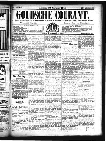 Goudsche Courant 1914-08-29
