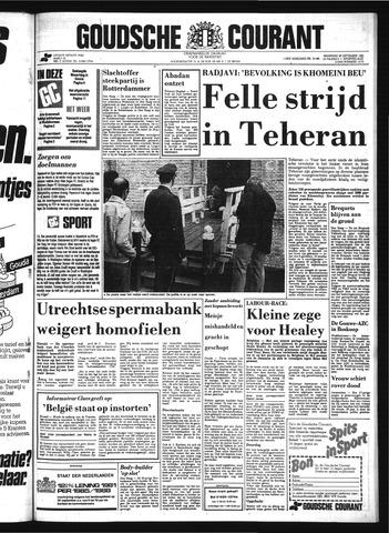 Goudsche Courant 1981-09-28