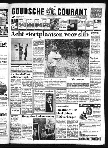 Goudsche Courant 1986-08-08