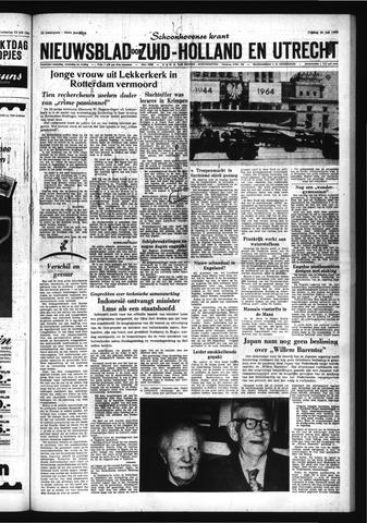 Schoonhovensche Courant 1964-07-24