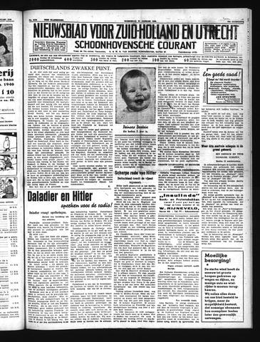 Schoonhovensche Courant 1940-01-31