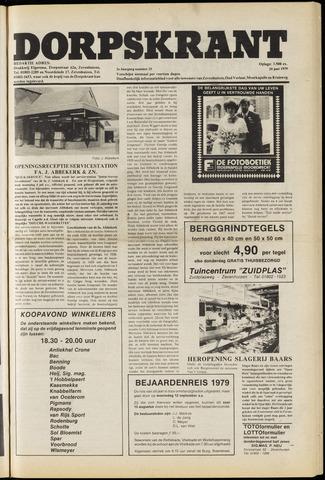 Dorpskrant 1979-06-29