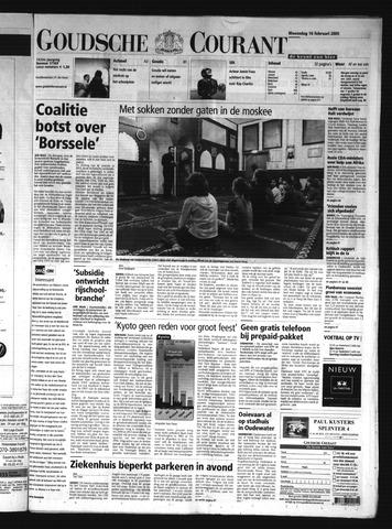 Goudsche Courant 2005-02-16