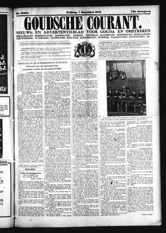 Goudsche Courant 1936-08-07