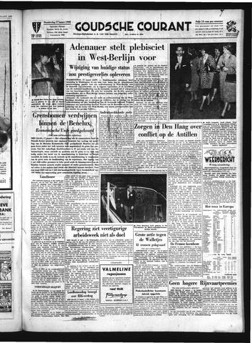Goudsche Courant 1960-03-17