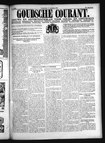 Goudsche Courant 1939-08-17