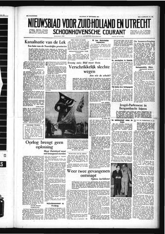 Schoonhovensche Courant 1954-09-20