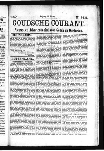 Goudsche Courant 1880-03-26