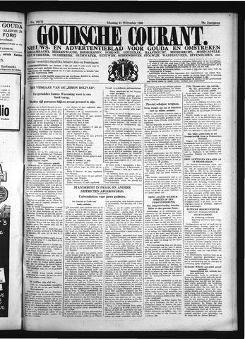 Goudsche Courant 1939-11-21