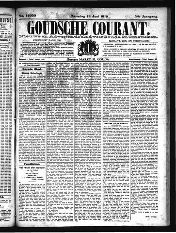 Goudsche Courant 1919-06-14