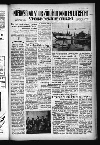 Schoonhovensche Courant 1957-06-21