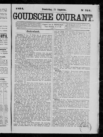 Goudsche Courant 1864-08-25