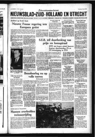 Schoonhovensche Courant 1969-06-23