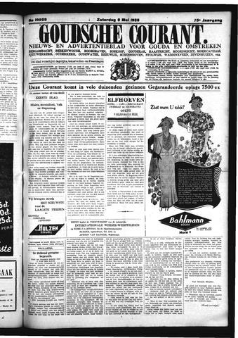 Goudsche Courant 1936-05-09