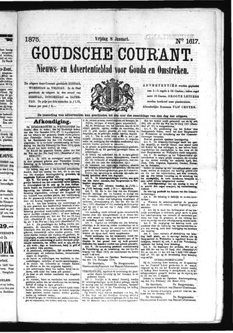 Goudsche Courant 1875-01-08