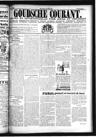 Goudsche Courant 1938-04-16