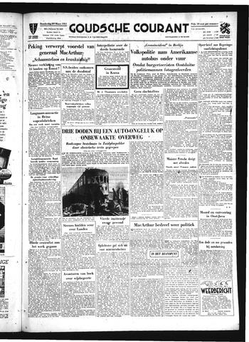Goudsche Courant 1951-03-29