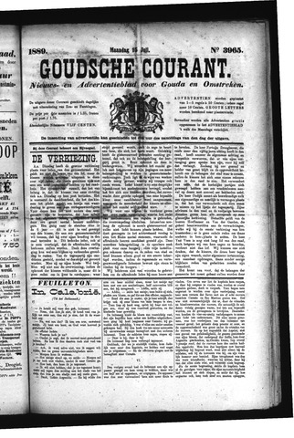 Goudsche Courant 1889-07-15