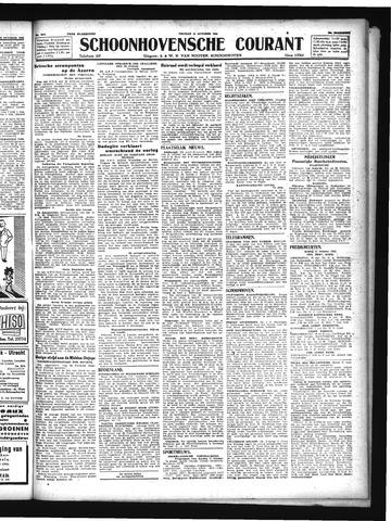 Schoonhovensche Courant 1943-10-15