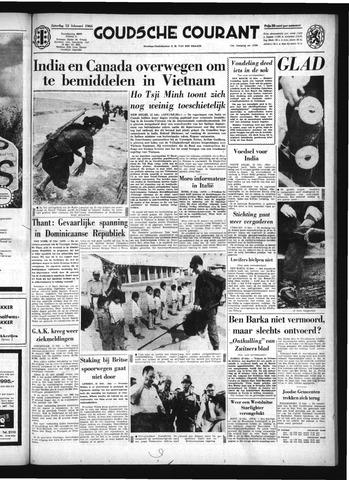 Goudsche Courant 1966-02-12