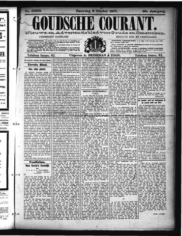 Goudsche Courant 1917-10-06